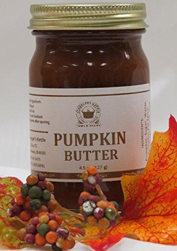 Amish Pumpkin Pie - Pumpkin Butter, 4.5 oz