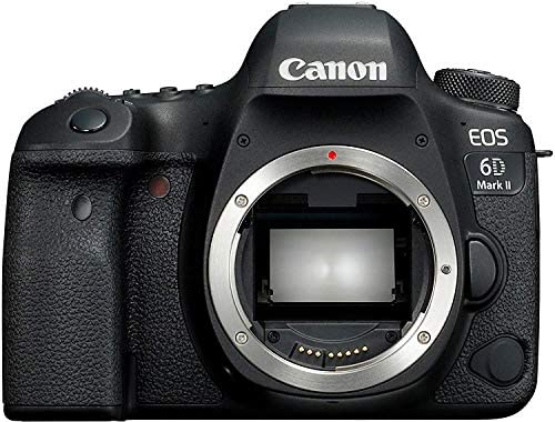 Canon EOS 6d Mark II Body Cámara Digital Reflex + SDHC 8GB Negro ...