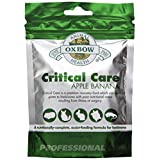 Oxbow Critical Care Apple/Banana Pet Supplement, 141gm