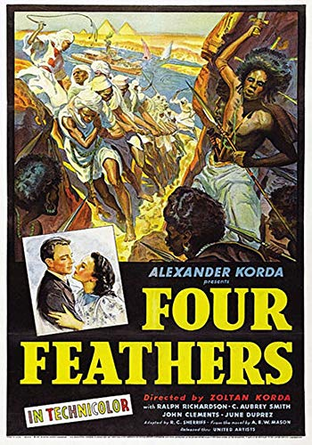The Four Feathers - (ANNOTATED) Original, Unabridged, Complete, Enriched [Oxford University Press]