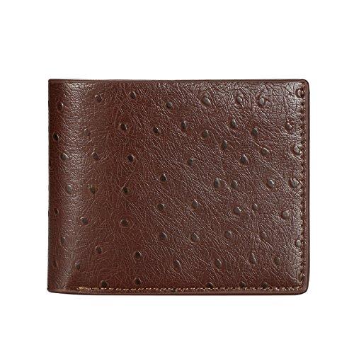 Leather Wallet LJCCQ Blocking Bifold product image