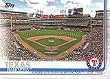 2019 Topps #509 Globe Life Park in Arlington Texas Rangers Baseball Card