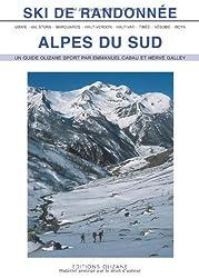 Ski de randonnée Alpes du Sud