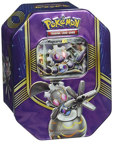 Pokemon TCG: Fall Battle Heart Tin Magearna EX