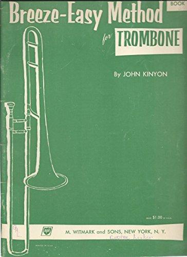 breeze easy book 1 for trombone - 9