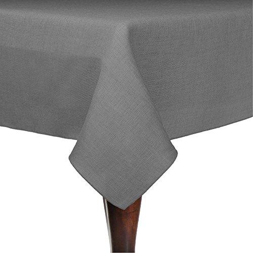 Ultimate Textile Faux Burlap - Havana 60 x 120-Inch Rectangu