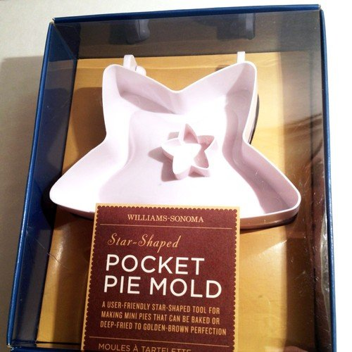 (Williams Sonoma Star-Shaped Pocket Pie Mold)