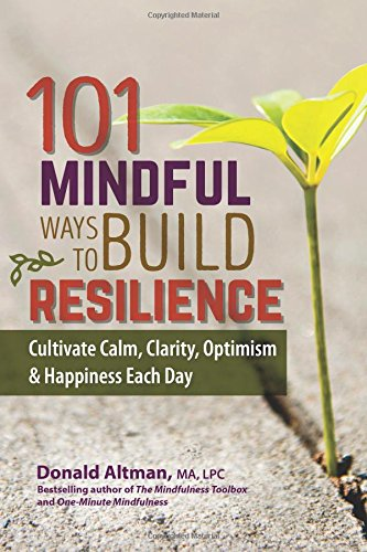101 Mindful Ways Build Resilience product image