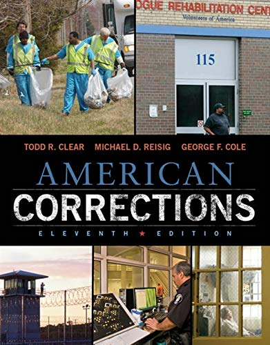 Pdf Education American Corrections