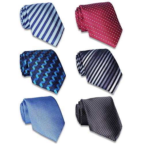 AVANTMEN Classic Men's Neckties ...