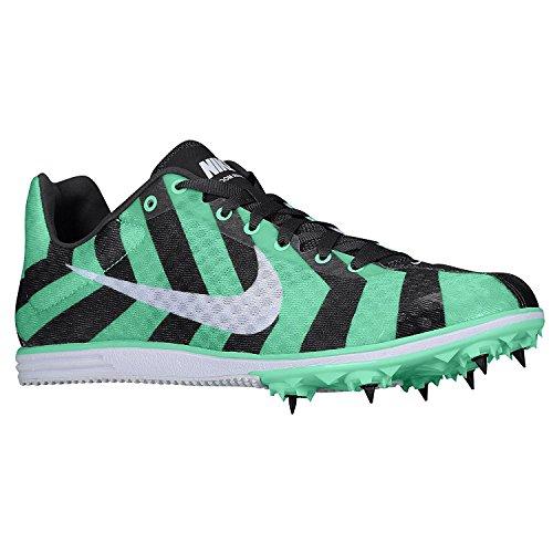 Nike D EU Verde M 10 UK M Spikes D 45 D 8 Zoom Rival Running rwfYvrR8