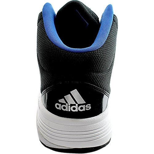 ADIDAS Men's Cloudfoam Ilation Mid Basketball Shoes, Wide