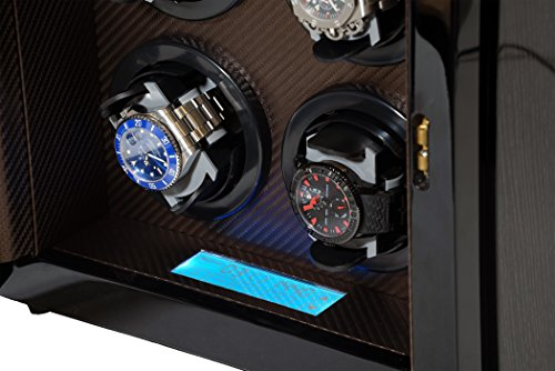 Belocia automatic watch winder for self winding wathces like Rolex, Omega, Breitling, Hublot and more by Belocia (Image #2)