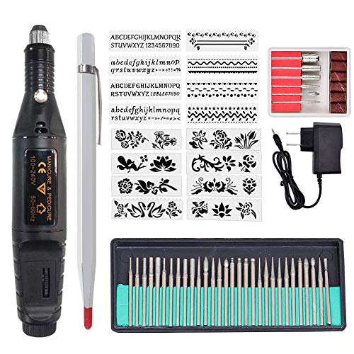 Engraving Machines & Tools