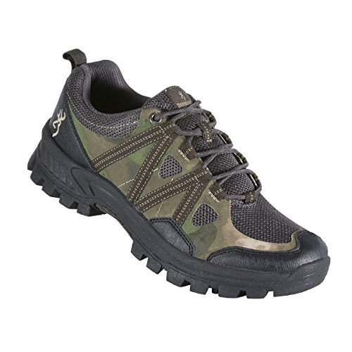 Browning Mens Glenwood Trail Shoe - A-TACS FG Camo - Size...