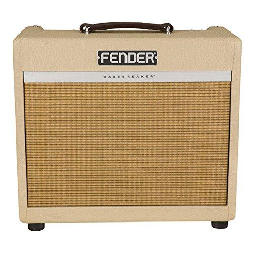 Fender フェンダー ギターアンプ Limited Edition Bassbreaker 15 Combo Blonde   B07CNCQ4DP