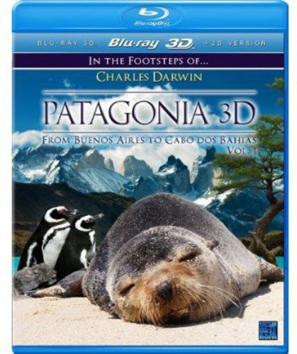 Patagonia 3D-Part 1 3D [Blu-ray] (Best Of 3d The Ultimate 3d Collection)