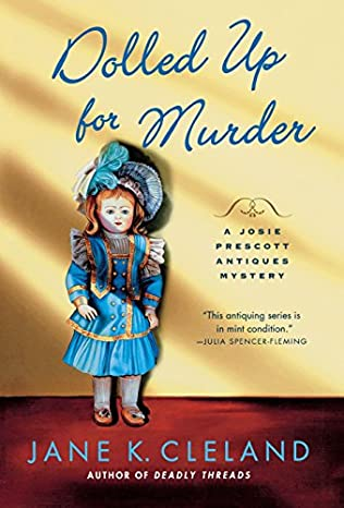 book cover of Dolled Up for Murder