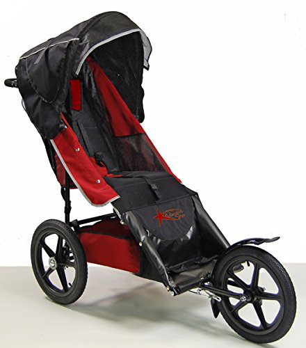 Adaptive Star Axiom Stroller - 1
