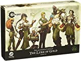 Steamfoged Games Guild Ball: Alchemist Lure of Gold Expanded Starter Set Miniature Game Figure