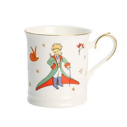 Copa de Dibujos Animados Taza Taza de café Taza de Leche Taza de Cacao Caliente Mango