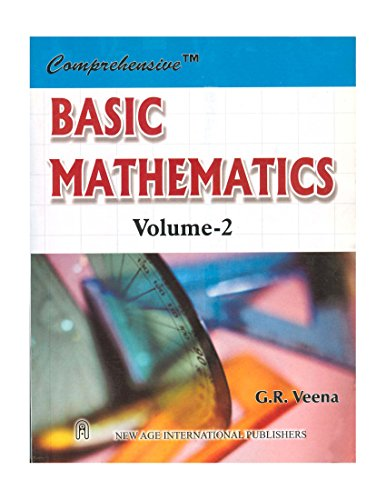 Comprehensive Basic Mathematics: v. II