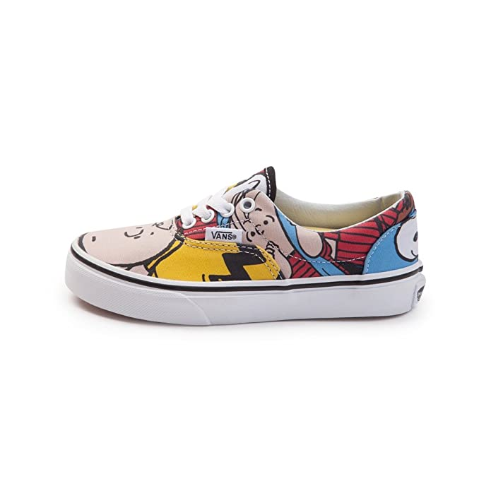 5b0d0ba72e Vans Era Peanuts Snoopy Skate Shoe (Youth 1