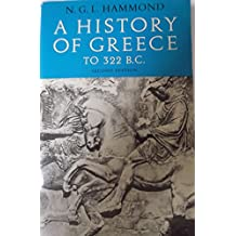 A history of Greece to 322 B.C