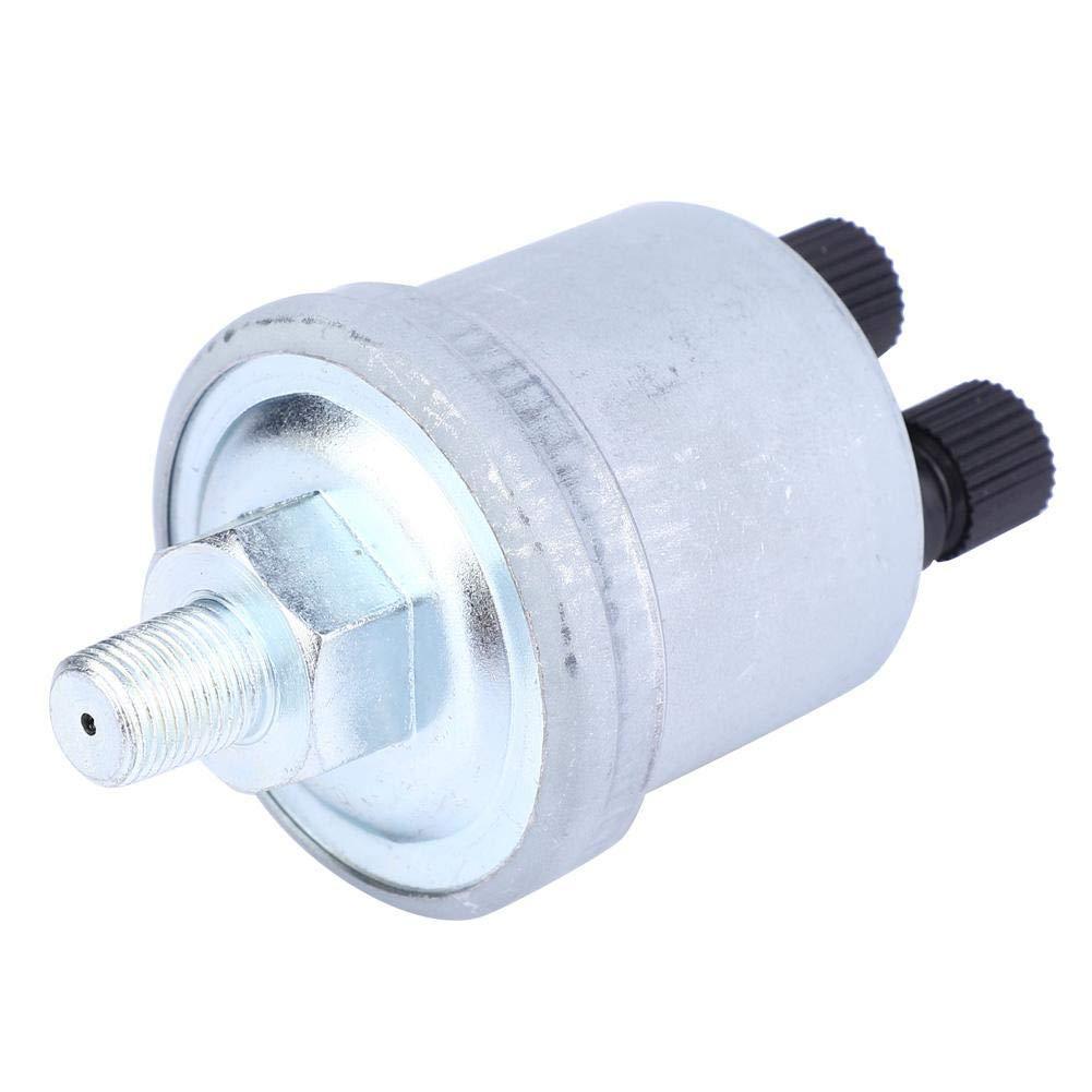 Unidad del emisor del sensor de presi/ón de aceite de rosca 0-10 Bar Para modelos VDO 1//8-27 NPTF Sensor de presi/ón de aceite