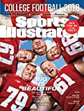 PosterWarehouse2017 2018 SI College Football Cover Poster Featuring WISCONSIN'S Offensive LINE
