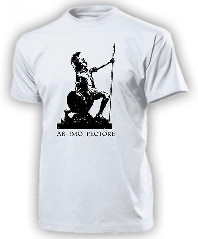 legionär Roma legionär Infantería Soldado Romano Legion Antigua Roma Lanza pilum – Camiseta # 14254: Amazon.es: Ropa y accesorios