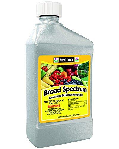 (Ferti-Lome Broad Spectrum Landscape and Garden Fungicide VPG Fungus & Disease Control - 1 Pint)