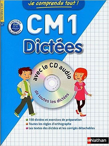 En ligne téléchargement gratuit Je comprends tout ! Dictées CM1 avec CD pdf