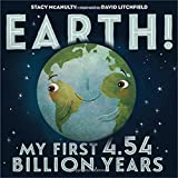 """Hi, I'm Earth! But you can call me Planet Awesome.""    Prepare to learn all about Earth from the point-of-view of Earth herself! In this funny yet informative book, filled to the brim with kid-friendly facts, readers will discover key moments in ..."