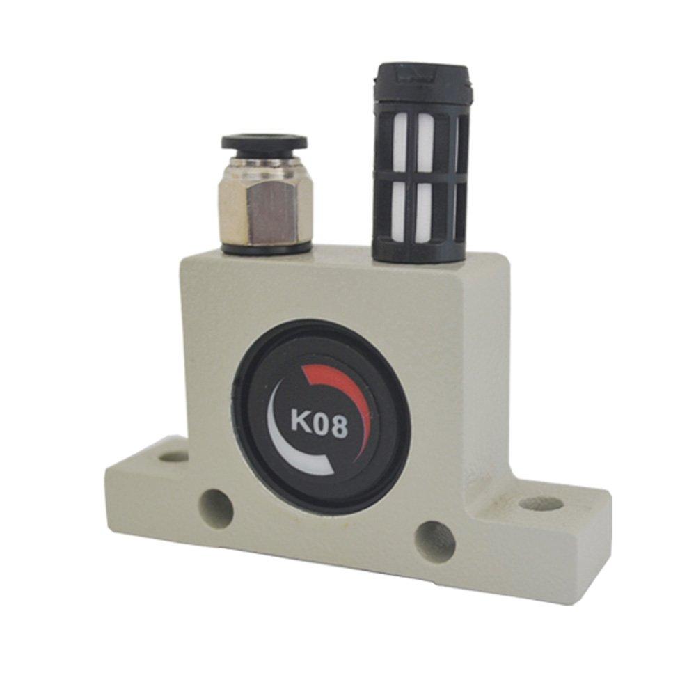 Vibradores de turbina neumáticos industriales K8 K10 K13 K16 K20 K25 K30 K32 K36 con silenciador y conector, K32, 1: Amazon.es: Industria, ...