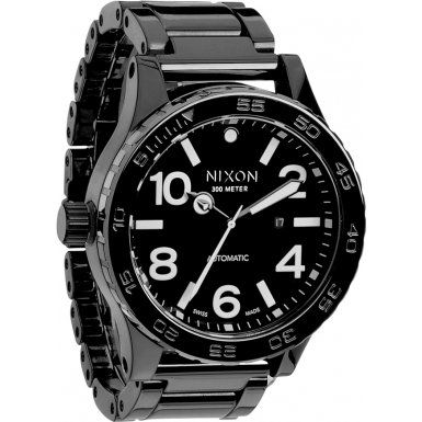 Nixon Elite A147-1001 The 51-30 Ceramic Black Watch