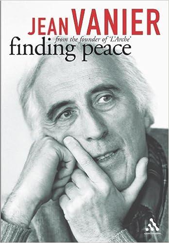 Lehrbücher zum kostenlosen Download Finding Peace PDF by Jean Vanier