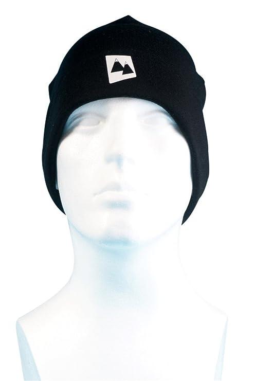 Beanie Termico in Lana Merino Outdoor Cappello Adulti - Caldo Traspirante  Anti umidità   Resistente al 2db643cbf8f9