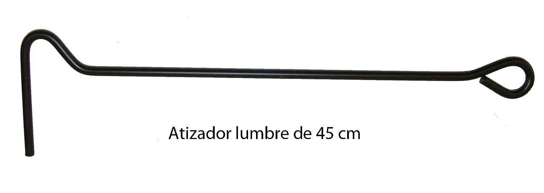 72 cm Imex El Zorro 10086 Pack de 5 piezas para chimenea