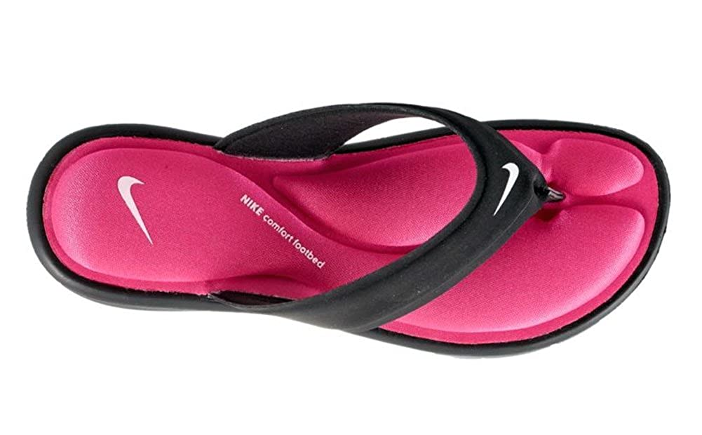 reputable site 3dbbe 3f5a9 nike comfort footbed flip flops mens