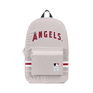 b68e61ddd656 Image Unavailable. Image not available for. Color  Herschel Supply Co. MLB Packable  Day Pack Backpack Los Angeles Angels