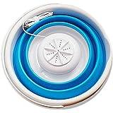 どこでもランドリー フルセット 手洗い 水流 超音波 シミ取り シミ抜き 携帯用 ミニ洗濯機 ランドリー 小型 旅行キャンプ スポーツ tecc-bakesen