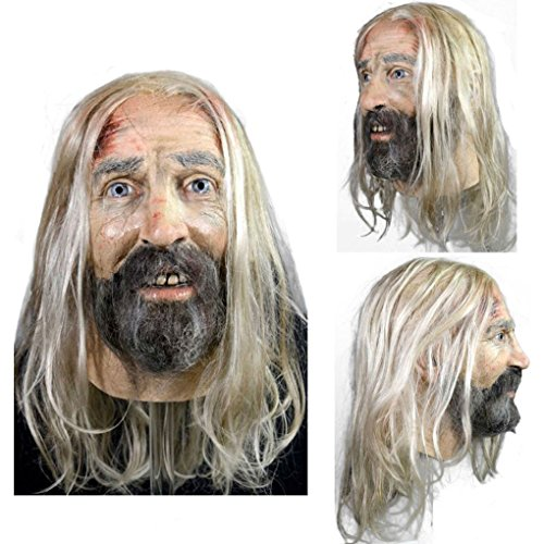 Adult size Otis B. Driftwood Devil's Rejects Latex Mask - Trick or Treat -