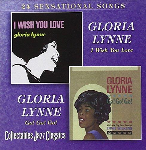 I WISH YOU LOVE/GO GO GO by LYNNE,GLORIA