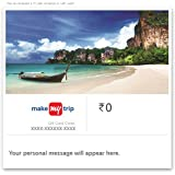 MakeMyTrip - Digital Voucher