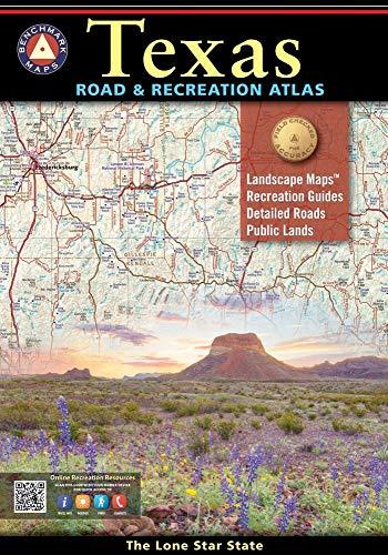 Texas Road & Recreation Atlas ()