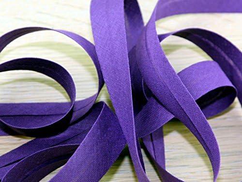 /chaque 20/mm reliure Prym Biais coton ruban 3,5/m Violet/ sans Minerva Crafts Craft Guide