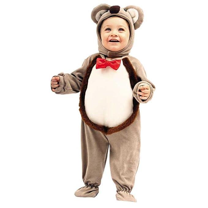 childs infant baby koala bear halloween costume 6 12 months