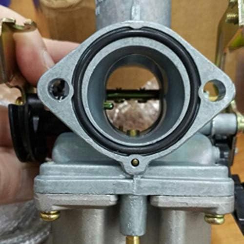 REFURBISHHOUSE Pz30 Cable de Pompe DAcc/él/ération Carburateur 30Mm Carb Kit de Cable DAcc/él/érateur Double pour VTT Dirt Bike Pit Quad 200Cc 250Cc