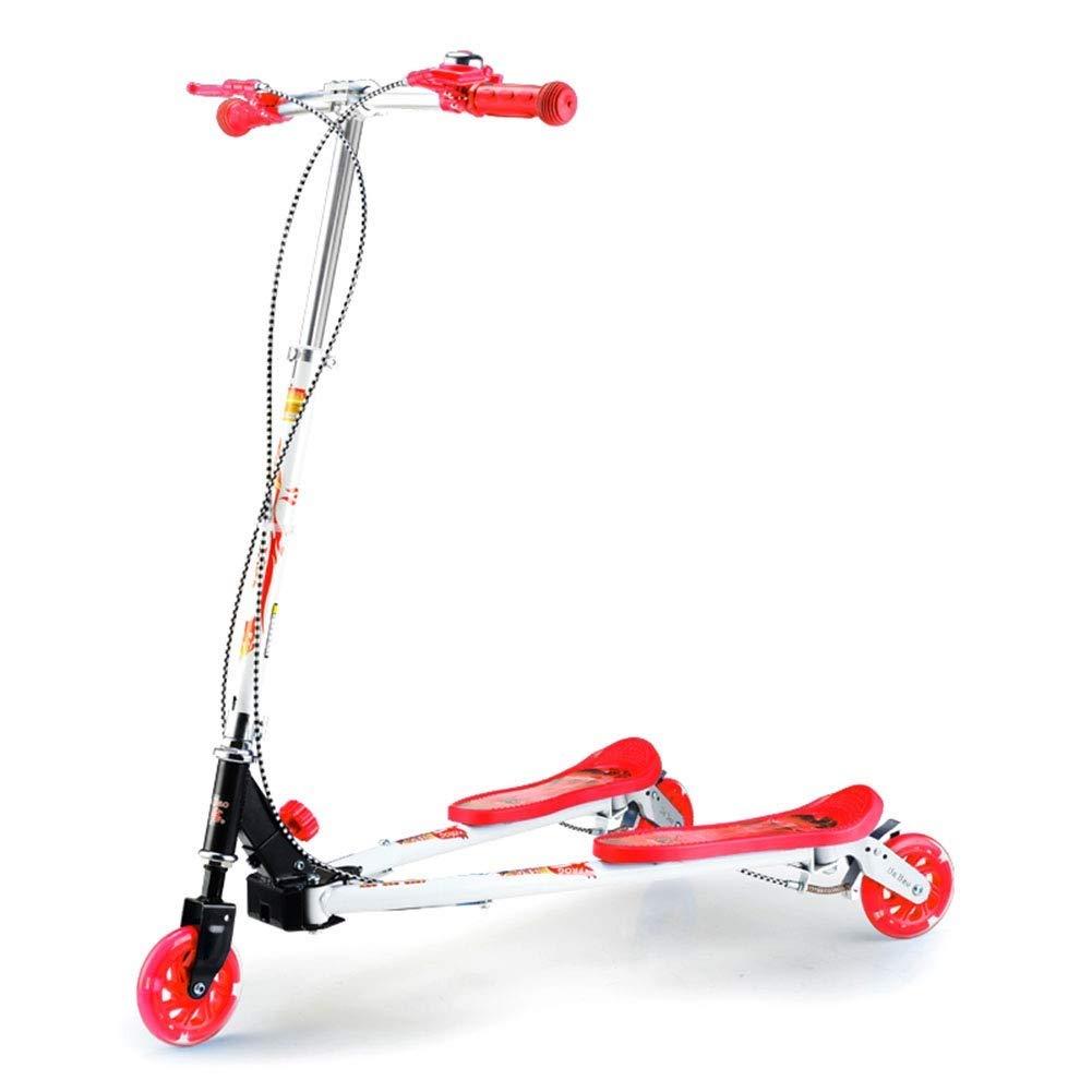 完璧 スクーターを蹴る子供たち : 三輪車、シザー車、スイングカー、カエルスクーター (色 : ピンク 青) B07R57HMBN (色 ピンク ピンク, ショップ かたくり:7111d5bb --- 4x4.lt